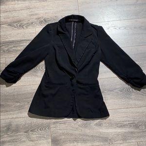 Maurices 3/4 Sleeve Blazer